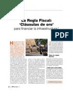 Carta Financiera - 160 - Regla Fiscal
