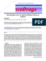 Nanostrategies in the war against multidrug resistance in leukemia