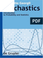 Georgii, Hans Otto. Stochastics. Introduction to Probability and Statistics