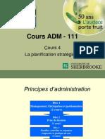 la planification stratégique .ppt