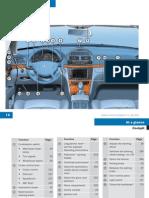 Mercedes E-Class W211 user manual
