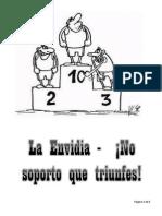 La Envidia - No Soporto que triunfes