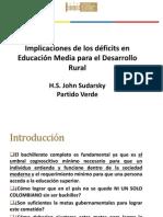 Educacion Media