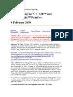 Release Notes RSLogix 500 version 8.00.doc