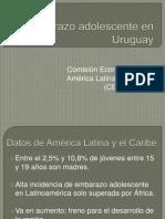 Embarazo Adolescente en Uruguay