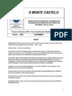 O Monte Castelo Ano II No 1 Dez 2013 Orgao Oficial Da AHIMTB RIO