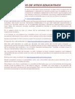 tarea 8 - anlisis d esiutios web educativos