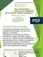 CONVERSIÓN A GAS NATURAL Y TRANSFORMACIÓN A CICLO