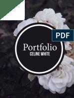 Celine White Portfolio
