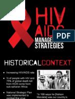 Hiv Aidsmanagementstrategies 130904050037