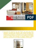 Decoración de Interiores de color