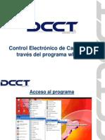 2.- Control Electrónico