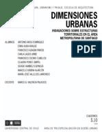 Dimensiones Urbanas