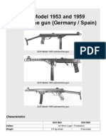 DUX Model 1953 and 1959 Submachine Gun (Germany-Spain)3