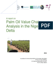 Palm Oil Value Chain Analysis