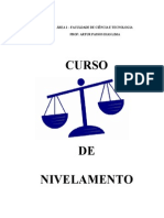 Apostila - Pré-Cálculo (ARTUR PASSOS DIAS LIMA)
