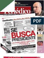 El Periodico - Jueves 27 de agosto de 2009