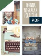 Johnna McGarrah Portfolio