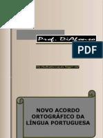 Novo Acordo Ortografico Da Lingua Portuguesa Excelente