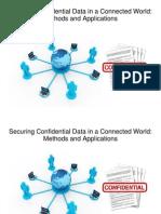 Securing Confidential Data