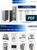 ERICSSON-RBS-6201-
