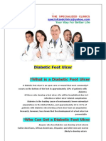 What is a Diabetic Foot Ulcer
