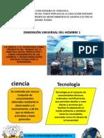 La Ciencia y La Tecnologia Como Productod Del Trabajo de La Practica Social Productiva.