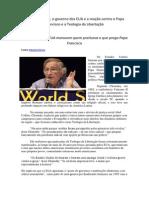 Noam Chomsky, o governo dos EUA e a reação contra o Papa Francisco e a Teologia da Libertação