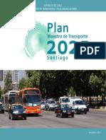 Plan Maestro Transporte Stgo 2025 Vfinal - 03062013