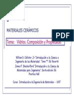 Clase 11c_Vidrios-composición