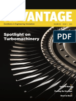 ANSYS Advantage  V7 I3 Turbomachinery