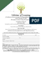 APP Lifetime of Learning Registration