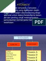 9. Vitamin