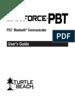 PBT User Guide