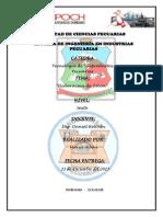 PRÁCTICA 4 - ELABORACIÓN DE JABÓN