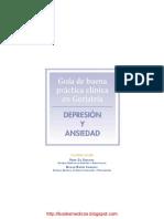 Guia Depresion Ansiedad en Geriatria