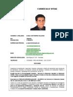 Cv Angel Marti Ropon Palacios Actual
