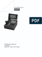 Sony DTR-3000 - Dynamic Motion  controller