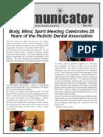 HDA Newsletter - Fall 2012