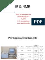 IR & NMR