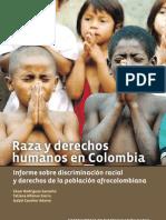 Informe Sobre discriminación racial y derechos de la población afrocolombiana