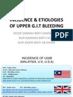 Upper GIT Bleeding
