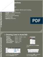 AutoCAD Tutorial Chapter 2