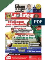 LE BUTEUR PDF du 28/08/2009