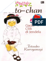 Novel Toto Chan,