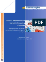 The OTC Pharmaceutical Market in Emerging Countries