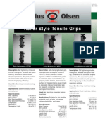 TD1004 Roller Style Grips