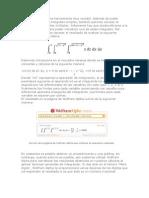 Wolfram Alpha es una herramienta muy versátil