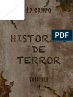 Historias de Terror Volumen II