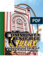 Estes Park Community Resource Guide 2009